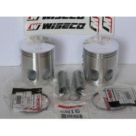 Pistons forgés WISECO pour la 350 Banshee.Merci de cliquer sur l'image pour les détails.