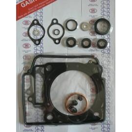 Pochette de joints HAUT moteur pour la Honda 450 CRF de 2002 a 2006. Merci de cliquer sur l'image pour plus de details