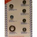 Pochette de joints spys Kawasaki 400 KXF et KSF de 03/06. Merci de cliquer sur la photo pour + de details
