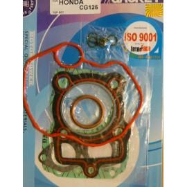 Pochette de joints haut moteur pour la Honda 150 CG. Merci de cliquer sur la photo