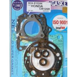 2005 a 2007-Pochette de joints haut moteur Honda 125 CR de 2005 a 2007.