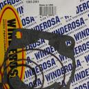 Pochette de joints haut moteur pour la yamaha YZ 80 de 1993 a 2001.Merci de cliquer sur l'image pour les détails.