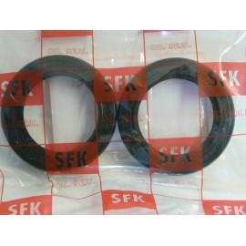 Joints spys de fourche pour la 500 CR de 1984 a 1988