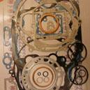Pochette de joints complete pour la KX 250 Kawasaki de 1993 a 2000.Merci de cliquer sur l'image pour les détails.