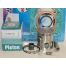 Piston + Cage a aiguilles + joints haut moteur 125 DTMX cote standard .. Merci de cliquer sur la photo