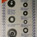 Joints spys moteur pour la Honda 125 CR de 1987 a 2003.Merci de cliquer sur l'image pour les détails.