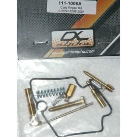 Kit carburateur pour la 85 CR Honda de 2005 a 2007