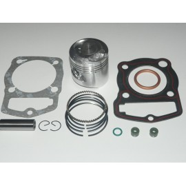 Piston + joints  pour la Honda 125 XR XLS XLR  en cote d'origine