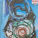 Pochette de joints pour la Suzuki 125 RM de 1990.Merci de cliquer sur l'image pour les détails.