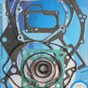 Pochette de joints pour la Suzuki 125 RM de 1998 a 2000.Merci de cliquer sur l'image pour les détails.