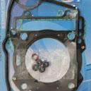 Pochette de joints Haut moteur pour la 250 KTM SX-F de 2006.Merci de cliquer sur l'image pour les détails.