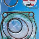 Pochette de joints Haut moteur pour la Yamaha 80 YZ de 1993 a 2001.Merci de cliquer sur l'image pour les détails.