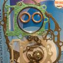 Pochette de joints complete pour la Yamaha 600 XT de 1984 a 1986.Merci de cliquer sur l'image pour les détails.