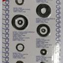 Joints spys moteur pour la KX 125 de 1988 a 1993.Merci de cliquer sur l'image pour les détails.