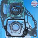 Pochette de joints complete pour la Honda 125 MTX.Merci de cliquer sur l'image pour les détails.