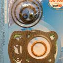 Pochette de joints Haut moteur pour la Honda 125 SL.Merci de cliquer sur l'image pour les détails.
