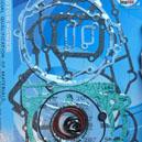 Pochette de joints complete pour la KTM 125 SX EX de 2002 a 2006.Merci de cliquer sur l'image pour les détails.