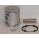 Kit piston Yamaha 125 TZR + 0,50 mm.Merci de cliquer sur l'image pour les détails.