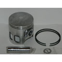 Kit piston Yamaha 175 DT et DTMX + 1,50 mm