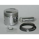 Kit piston Honda 125 XL + 0,50mm.Merci de cliquer sur l'image pour les détails.