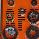 Joints spys moteur pour la Kawasaki KX 125 de 1988 a 1993.Merci de cliquer sur l'image pour les détails.