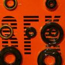 Joints spys moteur pour la Suzuki RM 65 de 2003 a 2005.Merci de cliquer sur l'image pour les détails.