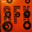 Joints spys moteur pour la Yamaha YZ 250 F de 2001 a 2006.Merci de cliquer sur l'image pour les détails.