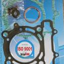 Pochette de joints Haut moteur pour la Kawasaki 250 KXF de 2004 a 2009.Merci de cliquer sur l'image pour les détails.