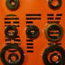 Joints spys moteur pour la Kawasaki KXF 250 de 2004 et 2005.Merci de cliquer sur l'image pour les détails.