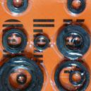 Joints spys moteur pour la Yamaha 250 YZ de 2002 a 2008.Merci de cliquer sur l'image pour les détails.