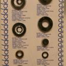 Pochette de spys moteur pour la Suzuki RM-65 de 2003 a 2005.Merci de cliquer sur l'image pour les détails.