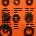 Joints spys moteur pour la Yamaha YZ 426 WR de 2001 et 2002.Merci de cliquer sur l'image pour les détails.