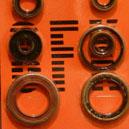 Joints spys moteur pour la KTM 250 SX-F de 2005 et 2006.Merci de cliquer sur l'image pour les détails.